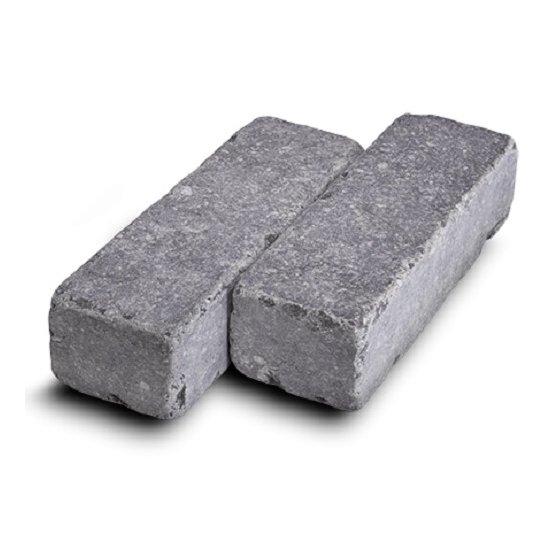 Bordure pierre Bleue antic 10x30x10 cm