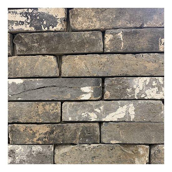 Brique grey finition vieillie naturelle