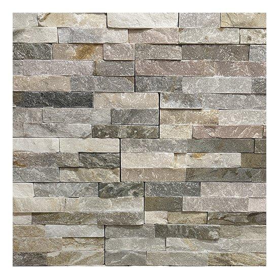 Parement Quartzite 35x18x1/1.5 cm