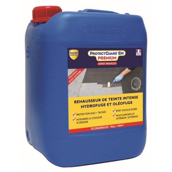 Traitement Protectguard Pro Effet mouillé hydrofuge-oléofuge