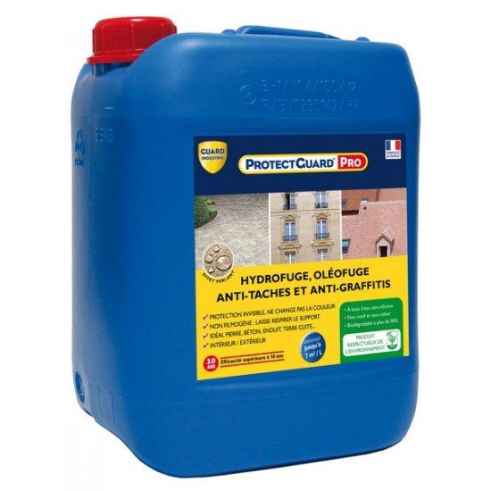 Traitement Protectguard Pro hydrofuge-oléofuge