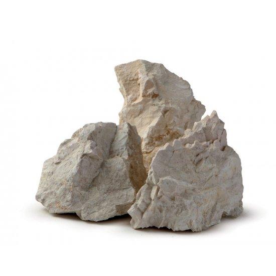 Galet concassé en marbre Bianco