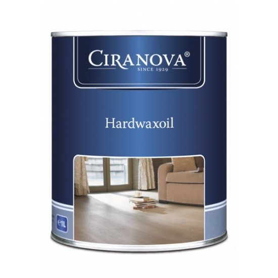 Huile cire dure Hardwaxoil naturel 1L