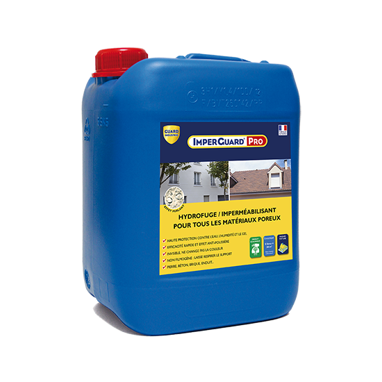 Hydrofuge Toiture, Façade et Murs