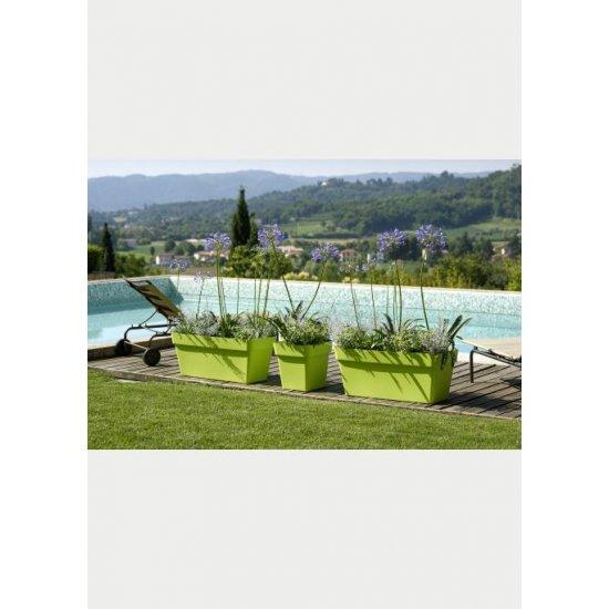 Jardinière Mitu 90 x 40 H 40 cm