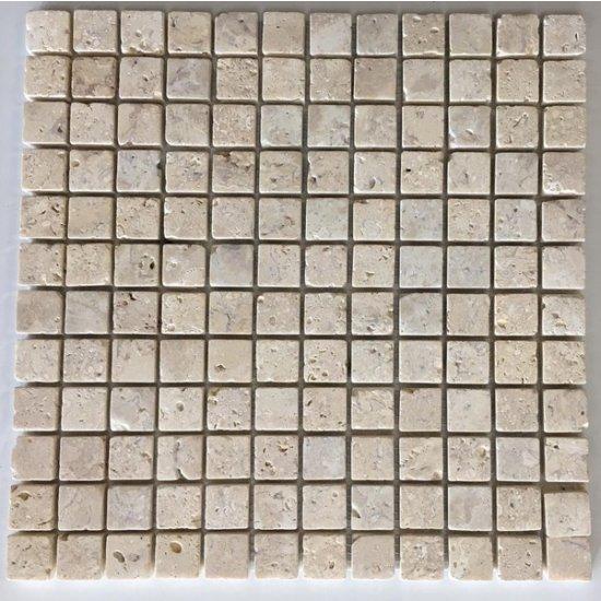 LOT Mosaïque SEABED 2.3x2.3x1 cm