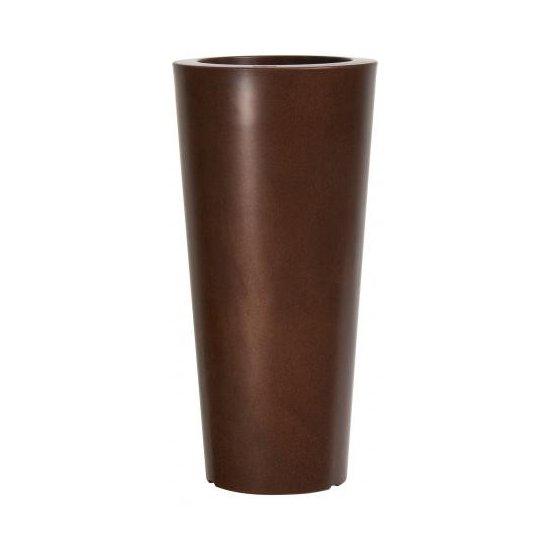 LOT Pot Ilie rouille Ø 57 H 126 cm