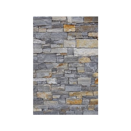 Parement Grey Mix 20x55x4 cm