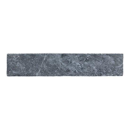 Plinthe Néro 8x40.6x1.2 cm