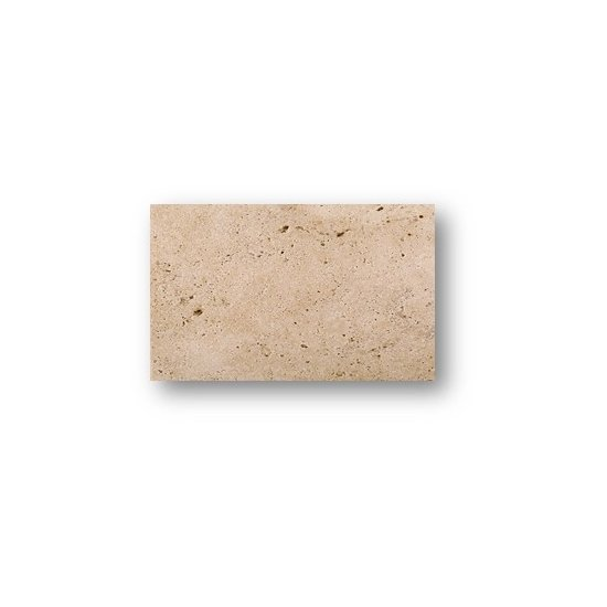 Plinthe travertin Impéria 8x40.6x1.2 cm