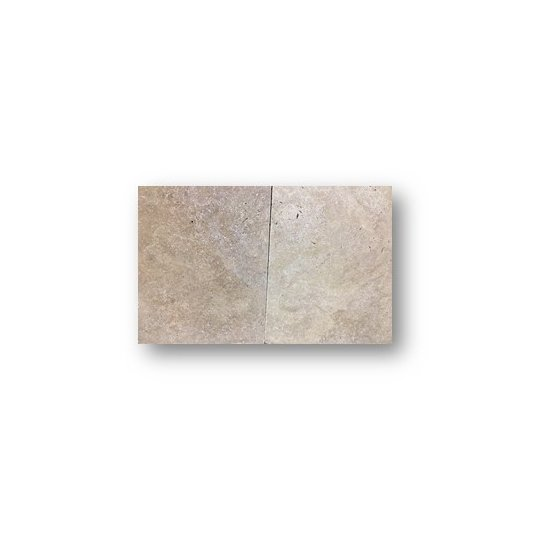 Plinthe travertin Mix 8x40.6x1.2 cm