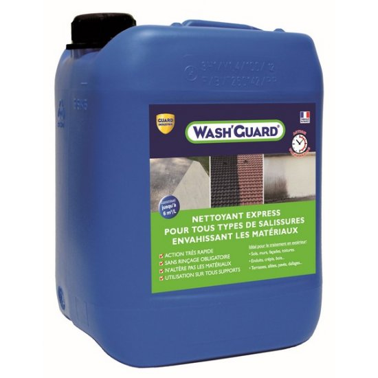 Wash'Guard nettoyant Express 5L