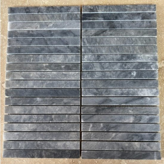 LOT Mosaïque Nero 1.5x15x1 cm