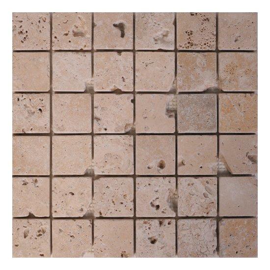 Mosaique travertin NOVA