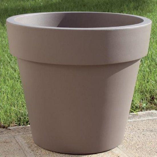 LOT Pot Ikon tourterelle Ø 50 H 44 cm