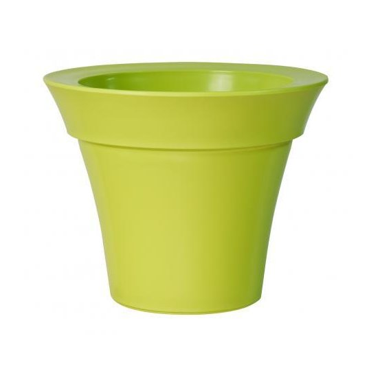 LOT Pot Misia Gloss vert Ø 40 H 32 cm