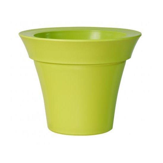 LOT Pot Misia Gloss vert Ø 50 H 40 cm